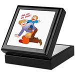 Great Dad Keepsake Box