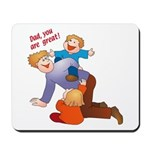Great Dad Mousepad