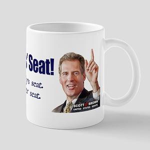 People's Seat Mug