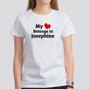My Heart: Josephine Women's T-Shirt