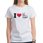 I Love Corgi2 Women's T-Shirt