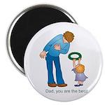 Best Dad Magnet