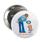 Best Dad Button