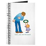 Best Dad Journal