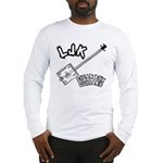 LJK Cigar Box Guitars Long Sleeve T-Shirt