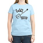 LJK Cigar Box Guitars Women's Light T-Shirt
