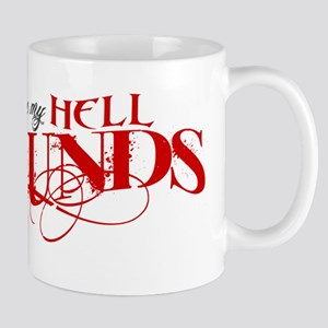 Hellhounds on the Way Mug