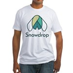 Snowdrop Fitted T-Shirt