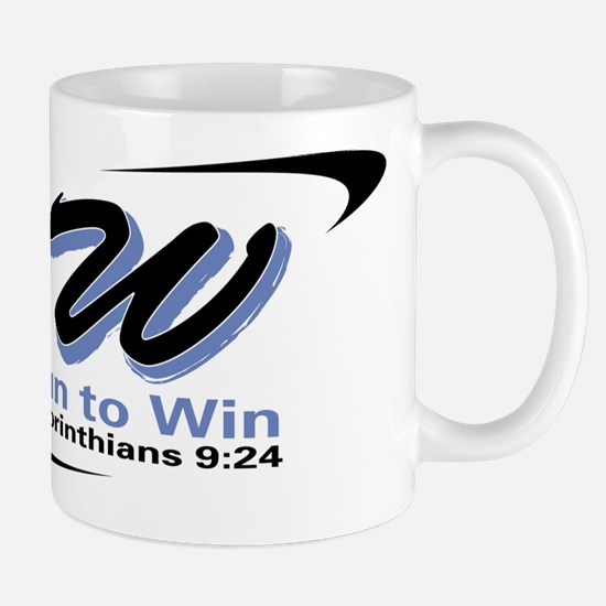 Run 2 Win Mug