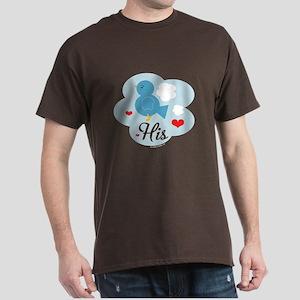 Matching His Love Bird Dark T-Shirt