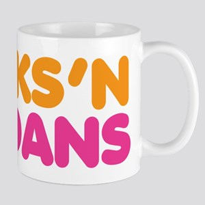 Dunks 'N Jordans Mug