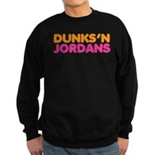 Dunks 'N Jordans Sweatshirt (dark)