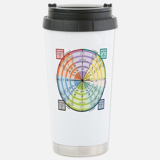 Cute Academics Travel Mug