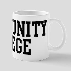 Community Colege Mug
