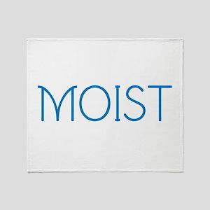 Moist Throw Blanket