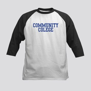 Community Colege Kids Baseball Jersey