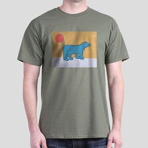 Blue Bear Dark T-Shirt