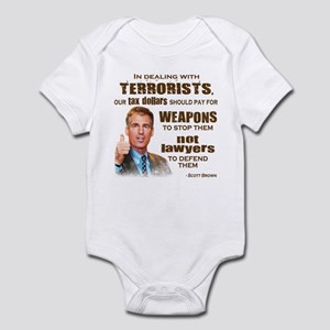 Scott Brown - Dealing With Terrorists Infant Bodys