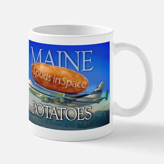 Cute Maine potatoes Mug