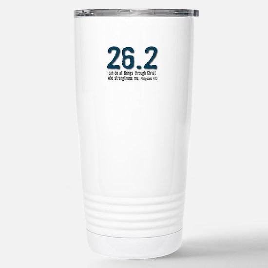 26.2 Stainless Steel Travel Mug