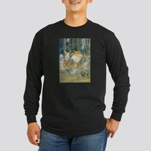 dancing in the fairy Long Sleeve Dark T-Shirt