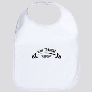 Wait Training Bib
