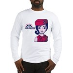 Flight 815 Stewardess Long Sleeve T-Shirt