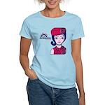 Flight 815 Stewardess Women's Light T-Shirt