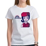 Flight 815 Stewardess Women's T-Shirt