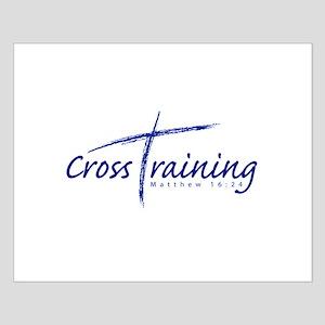 Cross Training Small Poster