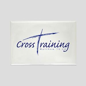 Cross Training Rectangle Magnet