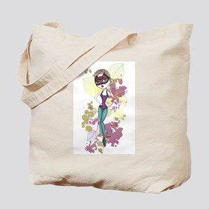 """""""The Mysterious Ballerina"""" Tote Bag"""