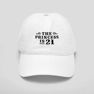 The Princess is 21 Cap