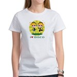 I Love Disco Women's T-Shirt