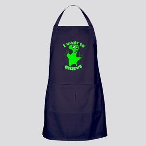 Alien Belief Apron (dark)