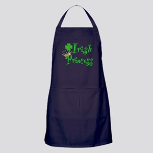 Irish Princess Apron (dark)