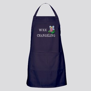 Wee Changeling Apron (dark)