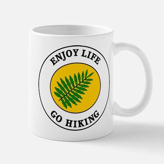Enjoy Life Go Hiking Mug