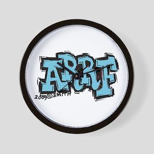 Arrf Wall Clock