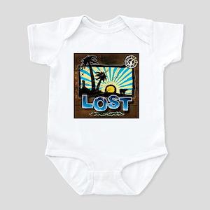 Lost 'Vintage' Infant Bodysuit