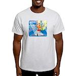 Discotheque Ash Grey T-Shirt