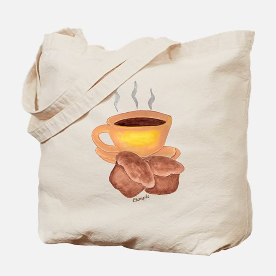 COFFEE AND MUFFINS Tote Bag