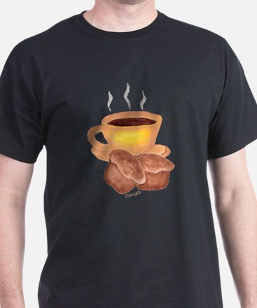 COFFEE AND MUFFINS T-Shirt
