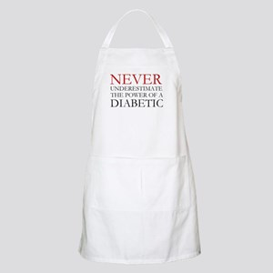 Never Underestimate... Diabetic Apron