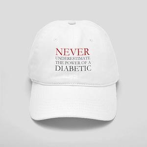 Never Underestimate... Diabetic Cap