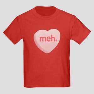 Meh Sweeetheart Kids Dark T-Shirt