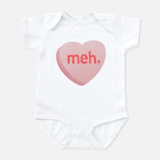 Meh Sweeetheart Infant Bodysuit