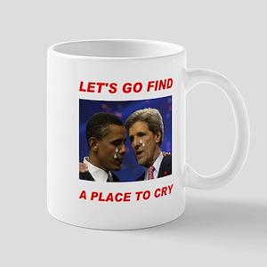 THEY'LL CRY IN NOVEMBER! - Mug