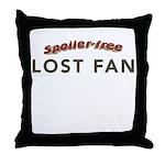 Spoiler-Free Lost Fan Throw Pillow