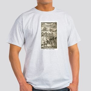 Sukkot Ash Grey T-Shirt